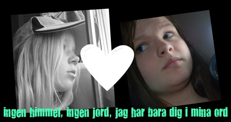 ~ blog by frida och carro. ♥